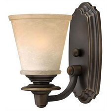 Plymouth 1 Light Vanity Wall Sconce
