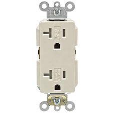 Decora Plus Duplex Receptacle