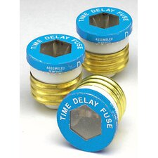 Time Delay Glass Plug Fuses
