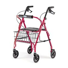 <strong>Invacare</strong> Value Line Four Wheel Rollator