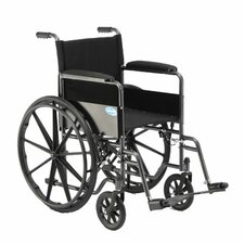 "<strong>Invacare</strong> Veranda 18"" Standard Wheelchair"