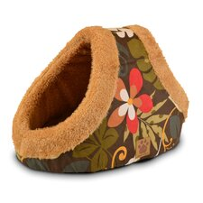 Natural Surroundings Floral Hide and Seek Dog Dome
