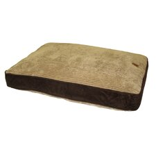 Gusset Suede Dog Pillow