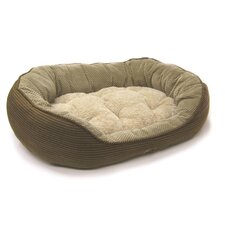 Pillow Soft Daydreamer Bolster Dog Bed