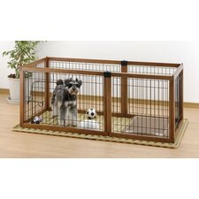 "27.6"" Expandable Pet Pen"