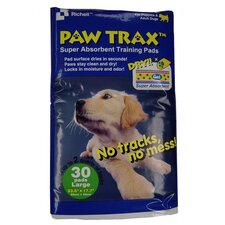Paw Trax Pet Training Pad - 30 Count