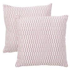 Walter Cotton Decorative Pillow (Set of 2)