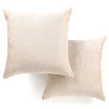 Daisy Polyester Decorative Pillow (Set of 2)