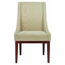Sloping Slipper Chair