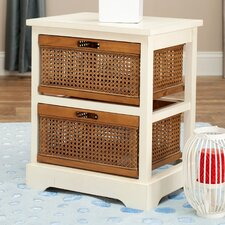 <strong>Safavieh</strong> Willow Storage Cabinet with 2 Drawers