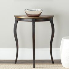 <strong>Safavieh</strong> Ava French Demilune End Table