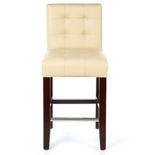 "<strong>Safavieh</strong> Thompson 23"" Bar Stool with Cushion"