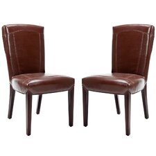 <strong>Safavieh</strong> Ken Parsons Chair (Set of 2)