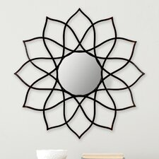 Flower Power Mirror