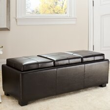 <strong>Safavieh</strong> Carter Cocktail Ottoman