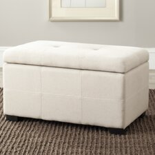 <strong>Safavieh</strong> Violet Bedroom Storage Ottoman