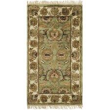 Classic Golden Jaipur Rug