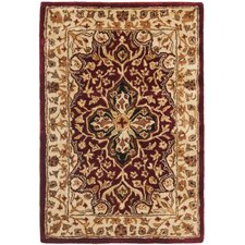 Persian Legend Red and Beige Rug