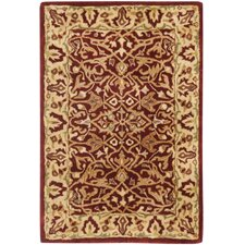 Persian Legend Rust and Beige Rug