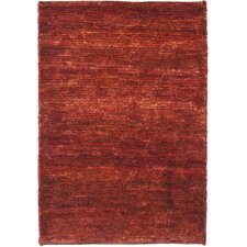 Bohemian Red Area Rug