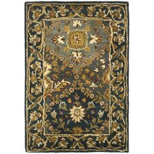 Antiquities Steel Bluish Grey/Navy Rug