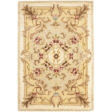 <strong>Safavieh</strong> Empire Beige/Light Gold Rug