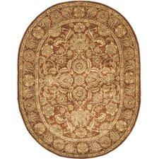 Golden Jaipur Tradition Brown Rug