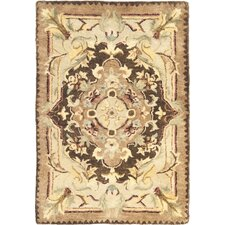 <strong>Safavieh</strong> Empire Brown/Beige Rug