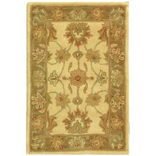 Heritage Ivory/Brown Rug