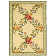 <strong>Safavieh</strong> Chelsea Ivory English Trellis Rug