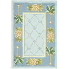 Chelsea Light Blue/Blue Novelty Rug