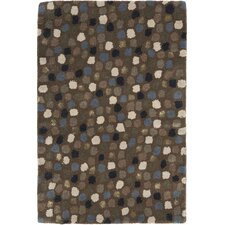 Soho Dark Grey/Multi Rug