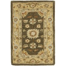 <strong>Safavieh</strong> Anatolia Brown / Taupe Rug