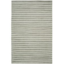 Martha Stewart Nmbus Cloud Gray Area Rug