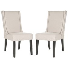<strong>Safavieh</strong> Mercer Sher Side Chair (Set of 2)