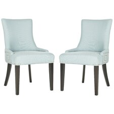 <strong>Safavieh</strong> Mercer Gretchen Side Chair (Set of 2)