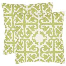 Moroccan Decorative Pillow (Set of 2)