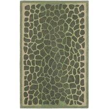 Martha Stewart Grassland Green Rug