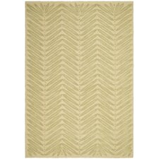 Martha Stewart Oolong Tea Green Area Rug