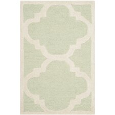 Cambridge Light Green Rug