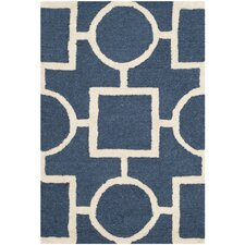 Cambridge Navy Blue Rug