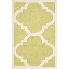 Cambridge Green Rug