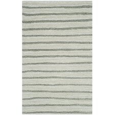 Martha Stewart Nmbus Cloud Gray Rug