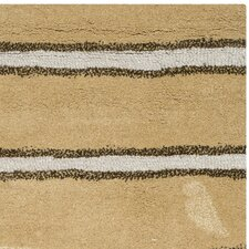 Martha Stewart Toffee Gold Rug