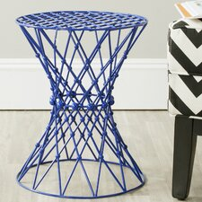 Fox Charlotte Iron Wire Stool
