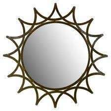 New Mayan Star Mirror