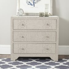 Gordy 3 Drawer Chest