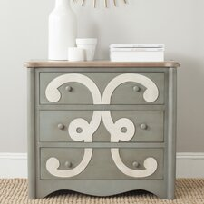 Fawn 3 Drawer Chest