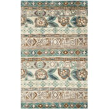Bohemian Bleach / Gold Rug