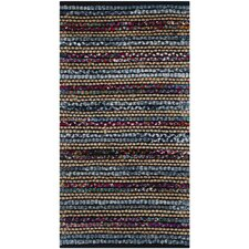 Cape Cod Blue / Multi Colored Rug